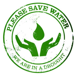 Please save water Texas.