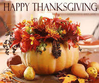 Happy Thanksgiving from Gary's Quality Plumbing.